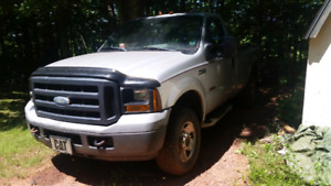 2006 f250 diesel 4x4