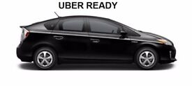 UBER READY 2014/15 TOYOTA PRIUS SPECIAL OFFER - FROM ONLY £200 PW INCLUDING FULLY COMP INSURANCE