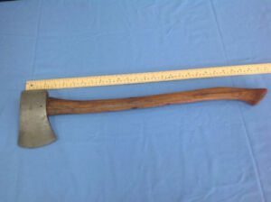 "Refurbished Vintage Swedish 2 1/4lbs. 26"" Camp Axe"