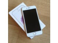 Silver IPhone 6, Very good condition