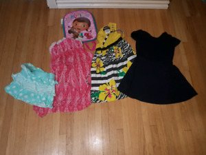 $7--4t girls clothes lot 1