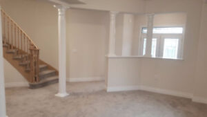 Available immediately Beautiful newly build house