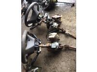 2001 Toyota Yaris 1.0 electric steering column