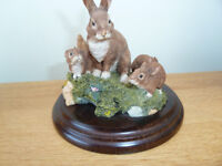 Rabbit Family by Country Artists