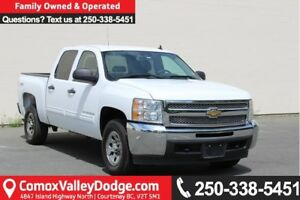2013 Chevrolet Silverado 1500 LT ONE OWNER, KEYLESS ENTRY, TO...