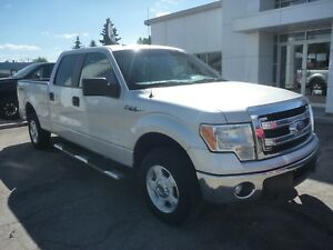 2014 Ford F-150 XLT supercrew XLT 6.5' box