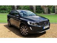 2017 Volvo XC60 T5 (245) SE Lux Nav 5dr Geartr Automatic Petrol Estate