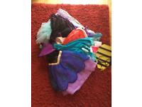 4-5 years dressing up bundle