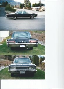 1966 Chrysler New Yorker