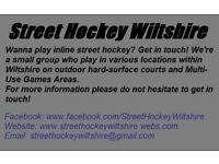 Inline Street Hockey (Wiltshire, UK)