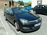 2008 Vauxhall astra 1.6 twin top sport with service history may 2018 mot