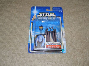 STAR WARS, ATTACK OF THE CLONES, ORN FREE TAA, FIGURE, 2002