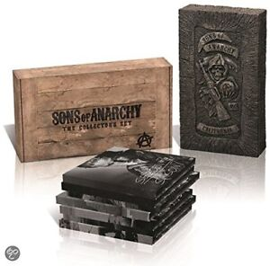 ••• BOX SET / SONS OF ANARCHY SEASONS 1-6 (BLU-RAY) •••