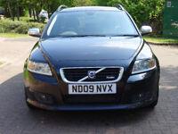 2009 09 VOLVO V50 2.0 SPORT D 5d 135 BHP *PART EX WELCOME*FULL YEARS MOT*