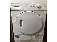 Beko DSC85 8kg White Sensor Drying Condenser Tumble Dryer 1 YEAR GUARANTEE