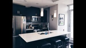 Ice District 2 Bedroom downtown Edmonton -Ultima Condo