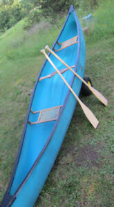 """16' ~ 34"""" ~ CANOE ~ CLEARWATER DESIGN ~ 2 SEATS ~ TOP BRAND!"""