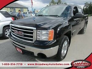 2012 GMC Sierra 1500 WORK READY SLE EDITION 6 PASSENGER 5.3L - V