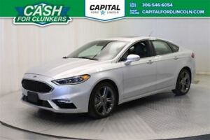 2017 Ford Fusion V6 Sport AWD **New Arrival**