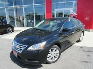 2013 NISSAN SENTRA S PACKAGE ALLOYS FULL PWR GROUP FINANCE FROM