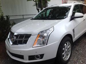 2011 Cadillac SRX Cuir VUS