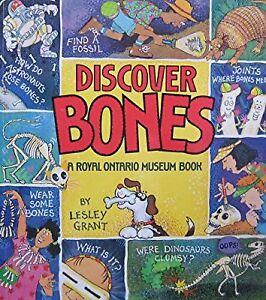 Book for sale: Discover Bones by Lesley Grant