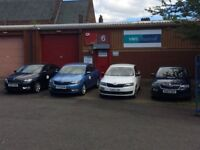 Glasgow Licenced Private Hire Cars For weekly Rental GDC