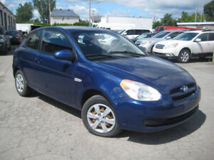 Hyundai Accent 2009 Automatique Coupe Air Climatise  3995$