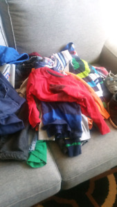 Lot children clothes size 3T and 4T