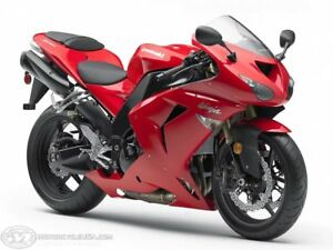 2007 Kawasaki ZX10R in excellent shape