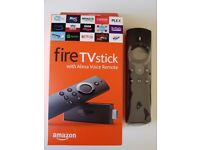 Amazon Fire Stick with Kodi 17.3, Elysium & Showbox installed