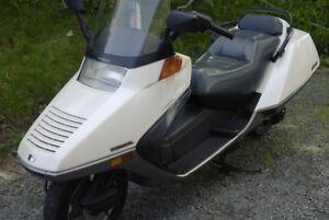 Honda Helix ++ Many Spare Parts