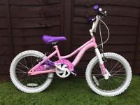 Girls princess magna bike