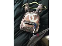 Chanel backpack medium size