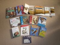 Bundle of bird books