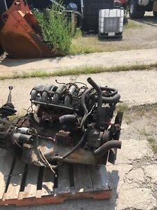 95 Ford 150 motor and trans