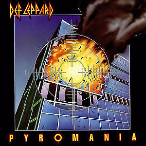 DEF LEPPARD - ALBUMS RECORDS VINYL LP LP'S DISQUES HEAVY METAL