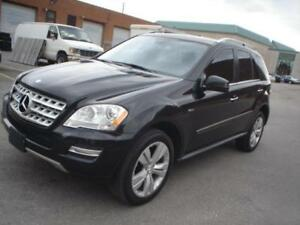 2011 Mercedes-Benz M-Class ML 350 BlueTEC,AWD,NAVI.,SUNROOF