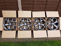 """Vauxhall Corsa VXR Alloy Wheels 17"""""""