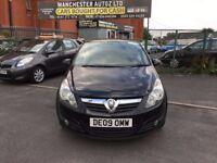 Vauxhall Corsa 1.2 i 16v SXi inTouch 5dr 2 FORMER KEEPER,2 KEYS,