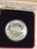 Silver Coin - 150th Anniversary of the Transatlantic Cable Mississauga / Peel Region Toronto (GTA) Preview