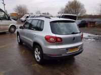Volkswagen TIGUAN 2.0 TDI, 2008, 4x4, full service history, 1 owner!!!