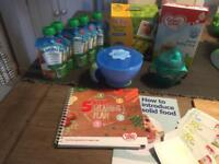 Baby weaning starter kit