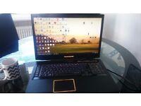 M18x gaming laptop