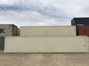Sea Cans / Shipping Container Sales, Delivery & Relocations