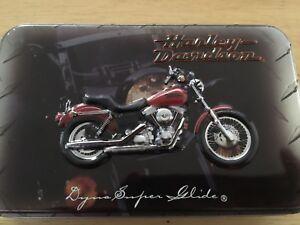1999 Dyna super glide Harley Davidson Tin