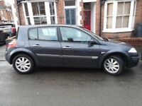 Renault Megane. Very good condition