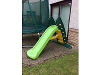 Little tykes green large slide
