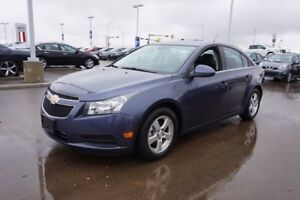 2014 Chevrolet Cruze 2LT Accident Free,  Leather,  Heated Seats,