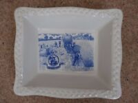 SHREDDED WHEAT COMMEMORATIVE CEREAL BOWL - NEW - VINTAGE